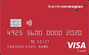 Bank Norwegian Kort